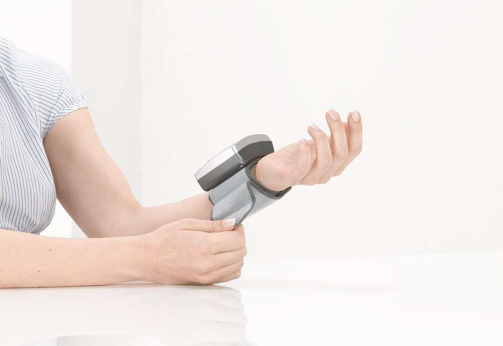 Sanitas SBC 21 Handgelenk Blutdruckmessgerät Blutdruck..